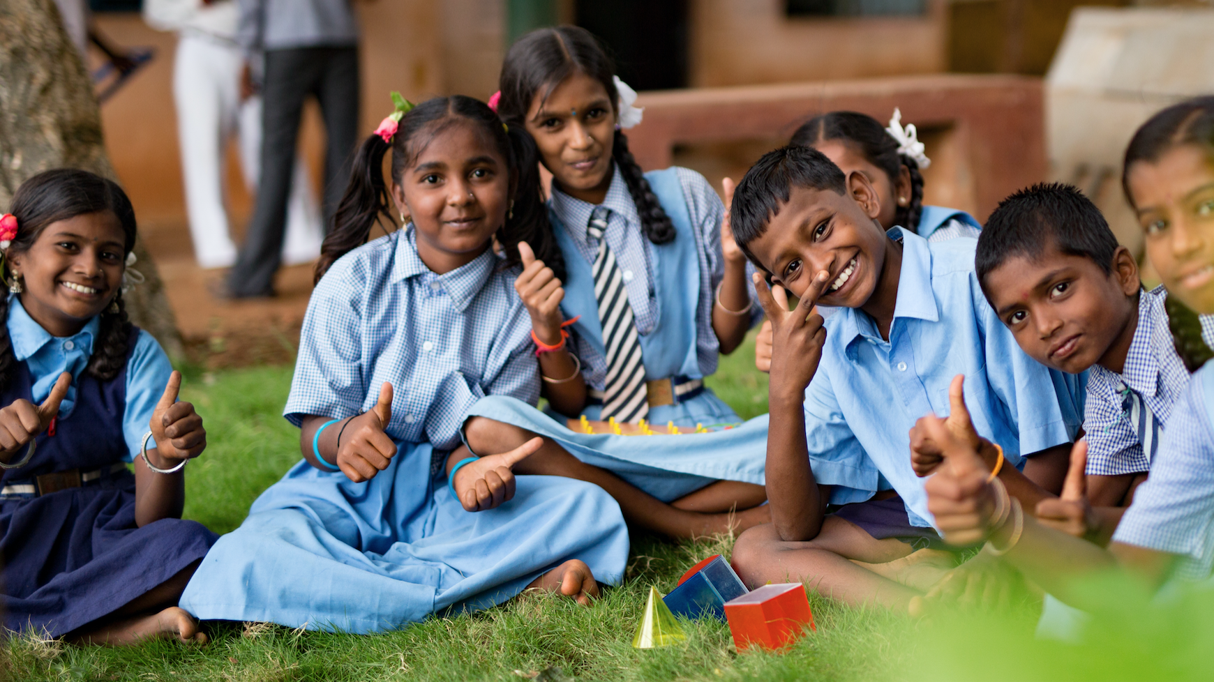 Akshara Foundation: Every Child in School & Learning well